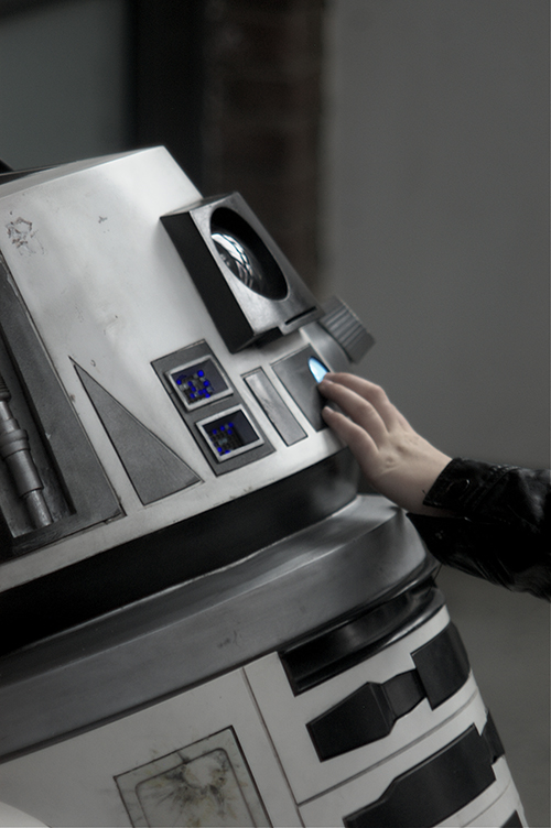 This is the Droid you are looking for.
