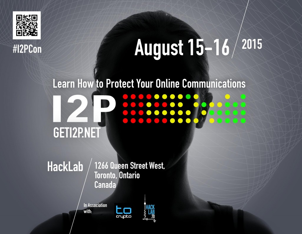 I2P Conference Flyer